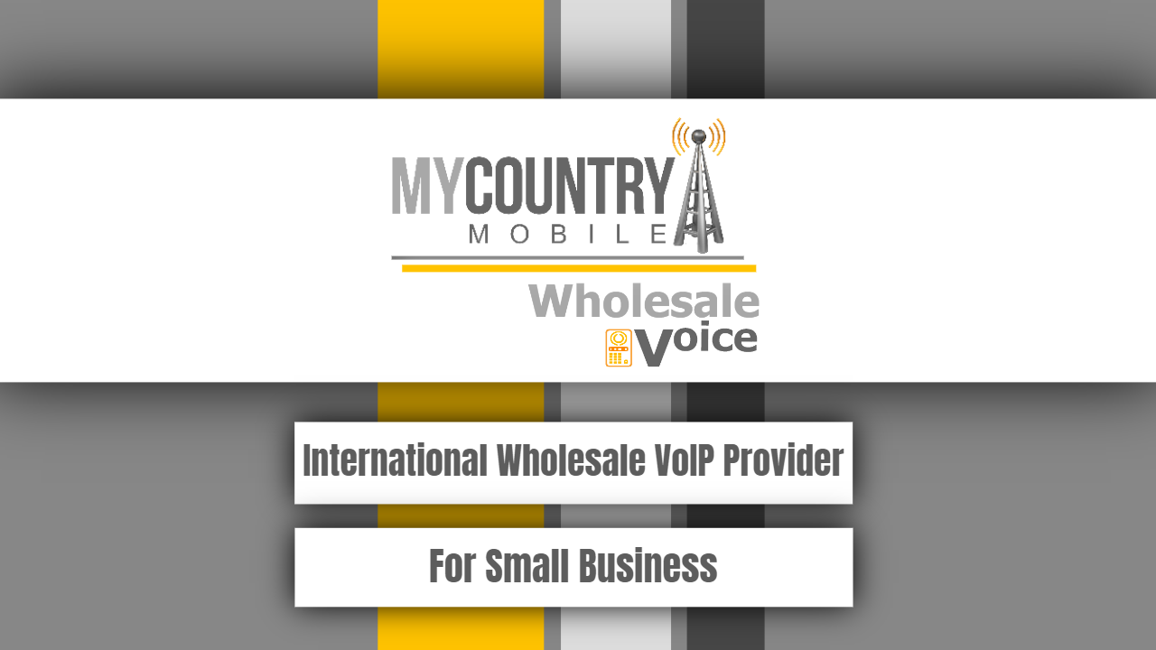 Wholesale VoIP Provider