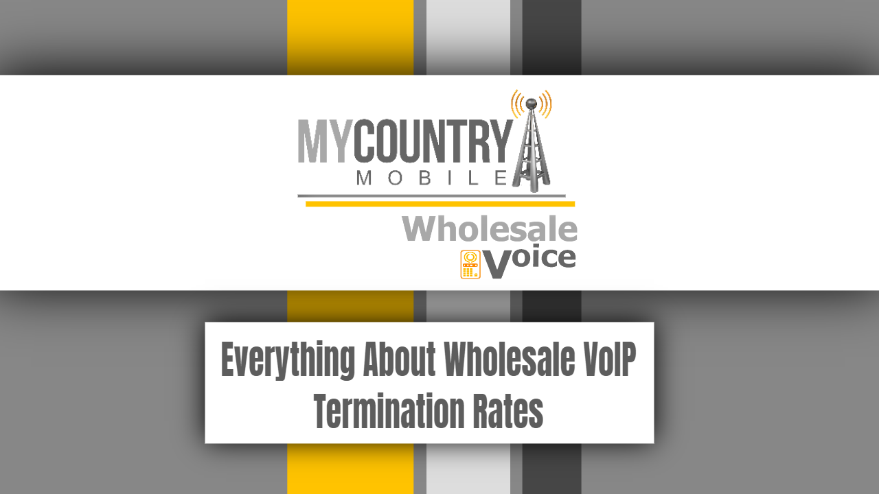 Voip Termination Rates