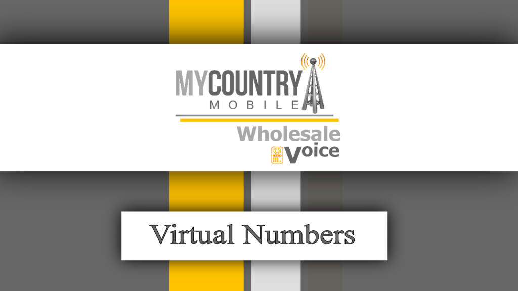 Virtual Numbers - My Country Mobile