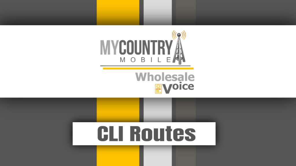 CLI Routes - My Country Mobile