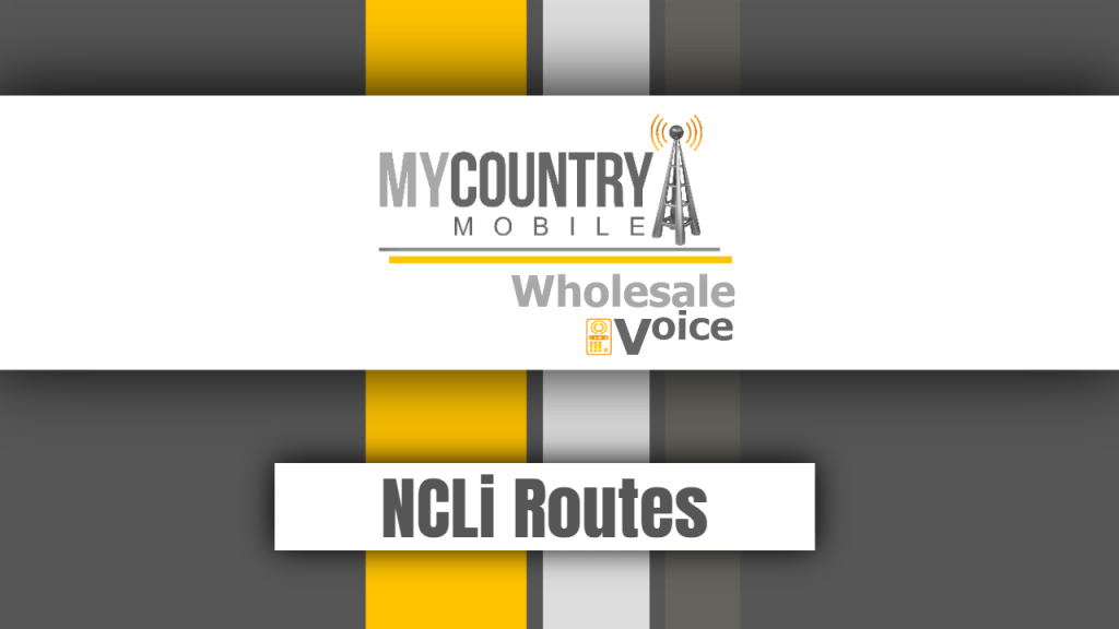 NCLi Routes - My Country Mobile