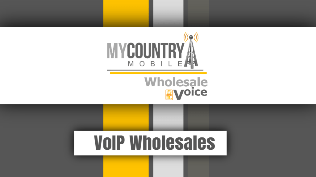 VoIP Wholesales - My Country Mobile