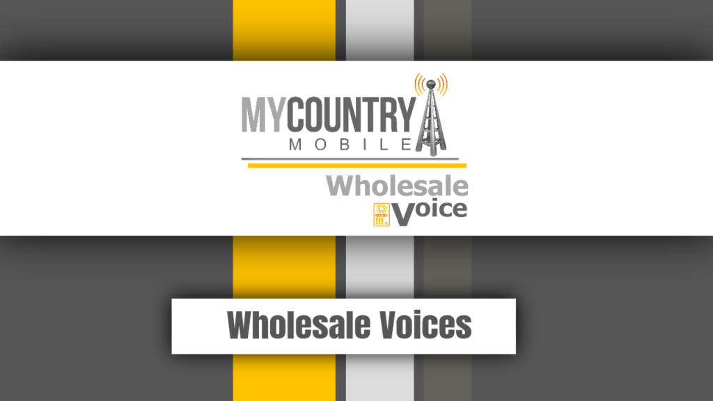 Wholesale Voices - My Country Mobile