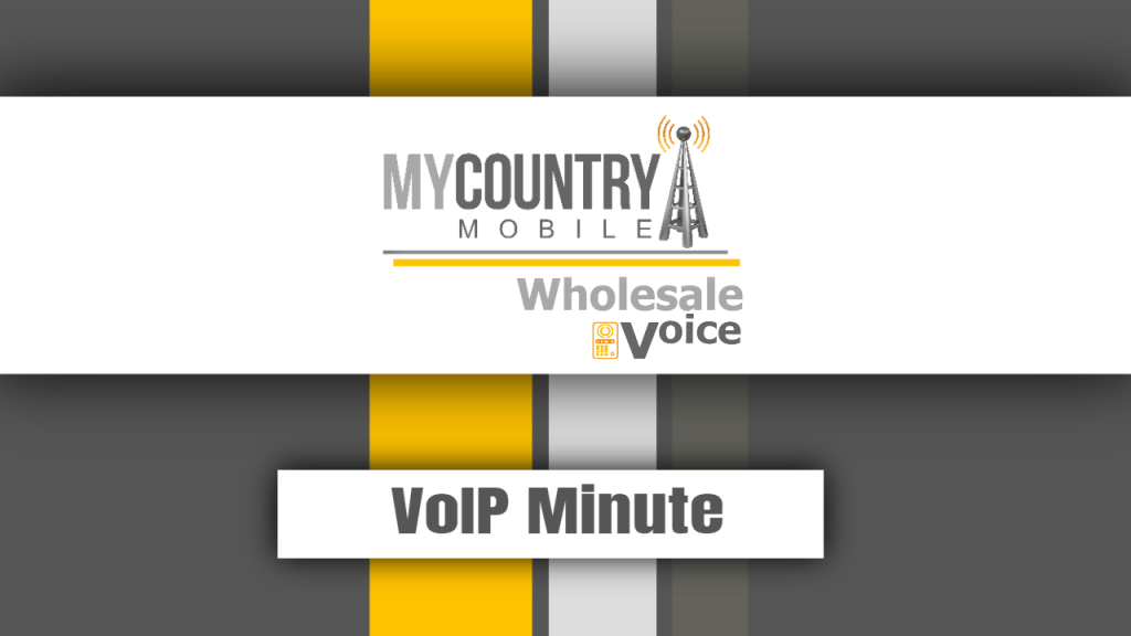 VoIP Minute - My Country Mobile